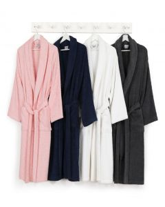 Unisex Terry Bathrobe
